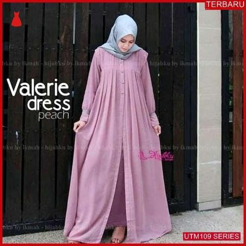 UTM109V70 Baju Valery Muslim Dress UTM109V70 06D | Terbaru BMGShop