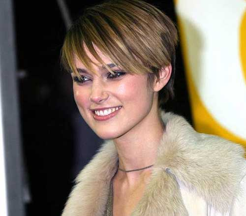Excellent Keira Knightley Pixie Cut 6