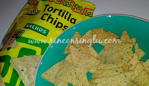 nachos sin gluten celiacos