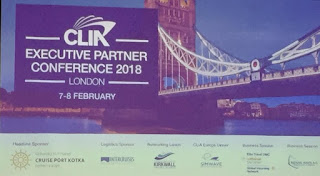Second annual CLIA Executive Partner Conference in London