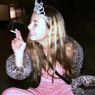 sweet 16 smoking pics