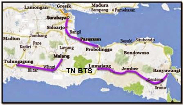 TN BTS Indonesia
