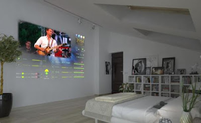 StarSailor smart projector