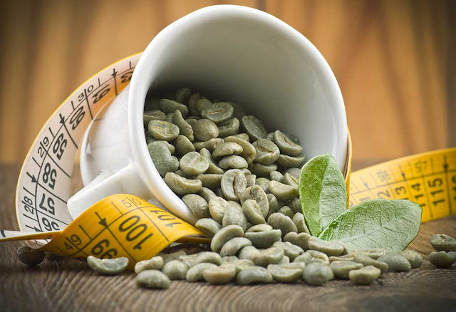 فوائد القهوه الخضراء في انقاص الوزن