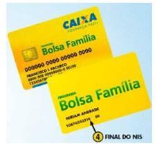 Final NIS Bolsa Família 2017