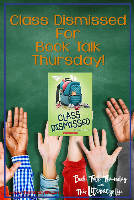 What happens when a teacher leaves her rowdy class of fifth graders with no one to take over? Well, the class takes over and what an adventure they have!