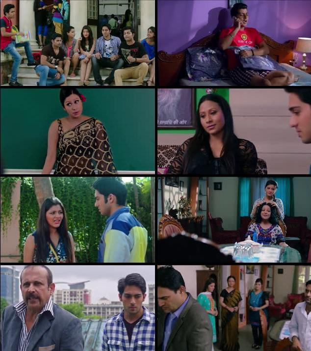 Miss Teacher 2015 Hindi 480p WEBRip