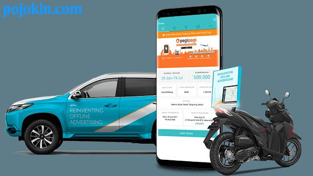 Cara Pasang Iklan di Mobil/Motor dan Cara Mendaftar di Ubiklan