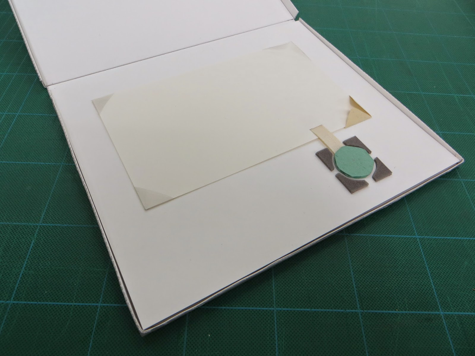 Non-adhesive mountings for parchment documents | PZ CONSERVATION