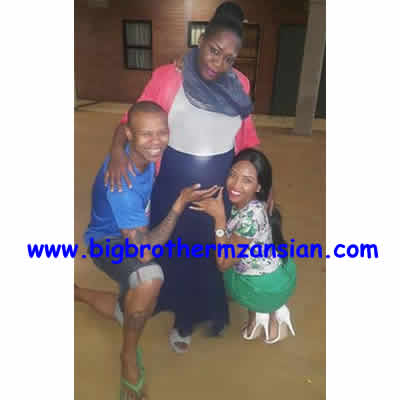 BBMzansi Housemate Kay Pregnant Baby shower Photos