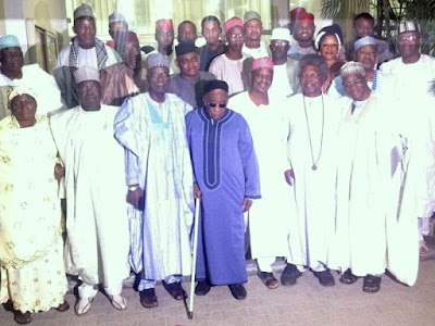 Igbo Quit Notice: We're Strongly behind Arewa group - Northern Elders Forum