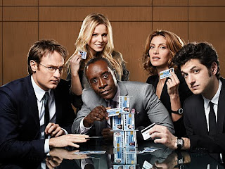 'House of Lies': Showtime previews Don Cheadle's, Kristen Bell's comedy early (video)