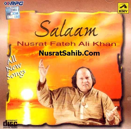 Mere Haath Mein Tera Haath Hai Nusrat Fateh Ali Khan [NusratSahib.Com]