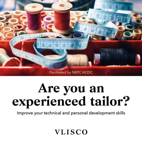 Vlasco Tailoring Masterclass Nigeria