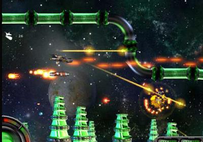 火焰戰機2(Star Blaze 2),驚艷的空間射擊遊戲!