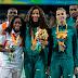 Brasil volta a conquistar ouros, mas meta de Top 5 fica praticamente impossível