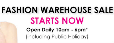 Nichii Fashion Warehouse Sales