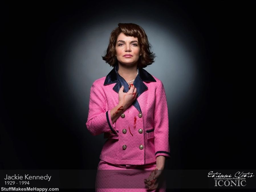 12. Jacqueline Kennedy