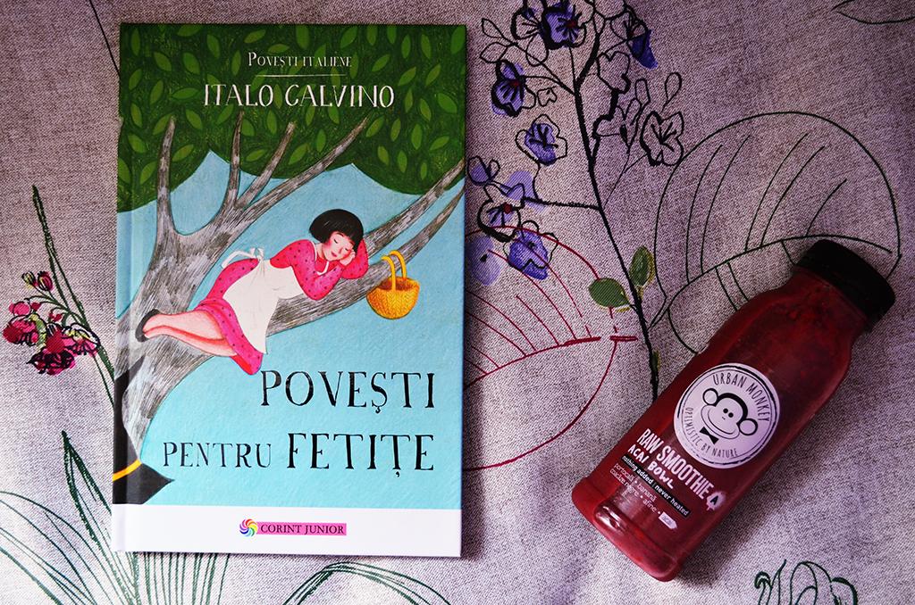 recenzie carte povesti pentru fetite italo calvino editura corint junior
