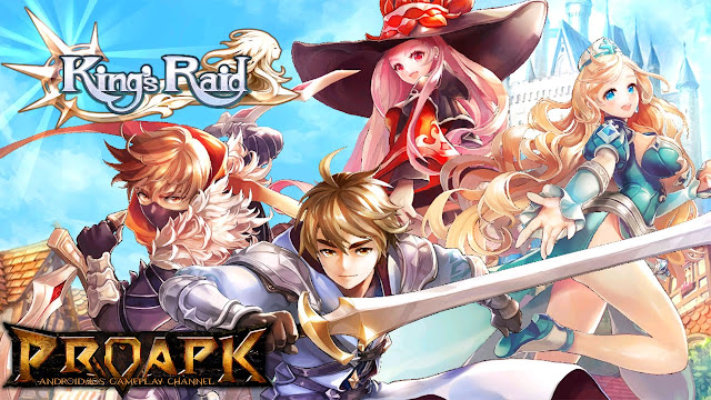 King's Raid MOD Unlimited v2.8.0 Apk+OBB Terbaru