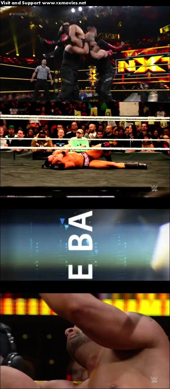 WWE NXT 21 Dec 2016 WEBRip 480p