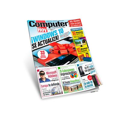 Computer Hoy Nº 466 - Windows se actualiza!!