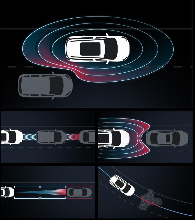 Nissan Murano 2015 dilengkapi dengan suite standar keselamatan mengemudi, dan fitur kenyamanan dirancang untuk memberi rasa aman di belakang kemudi.