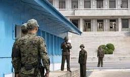 korea borders