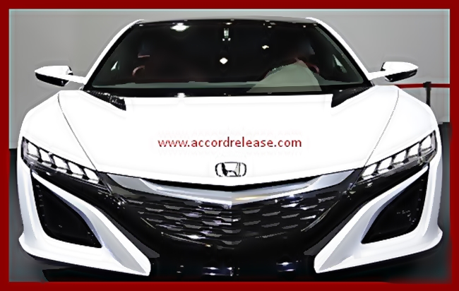 2017 Honda Accord Sedan Redesign Qatar Autocar Regeneration
