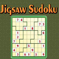 Online Irregular Sudoku Puzzle