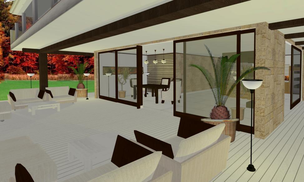 Design interior casa open space stil clasic Bucuresti - Design Interior / Amenajari Interioare