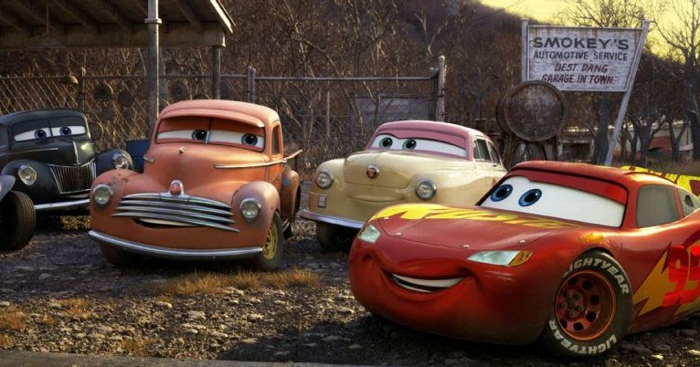 Meet A Few New 39 Cars 3 39 Characters Inspired By Nascar Legends Pixar Post