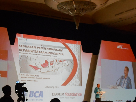 Indonesia Knowledge Forum 2016
