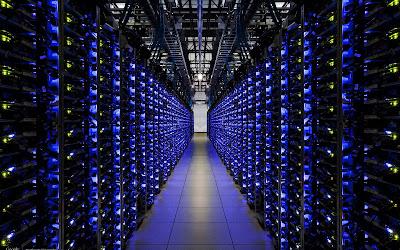 Data Storage Farm