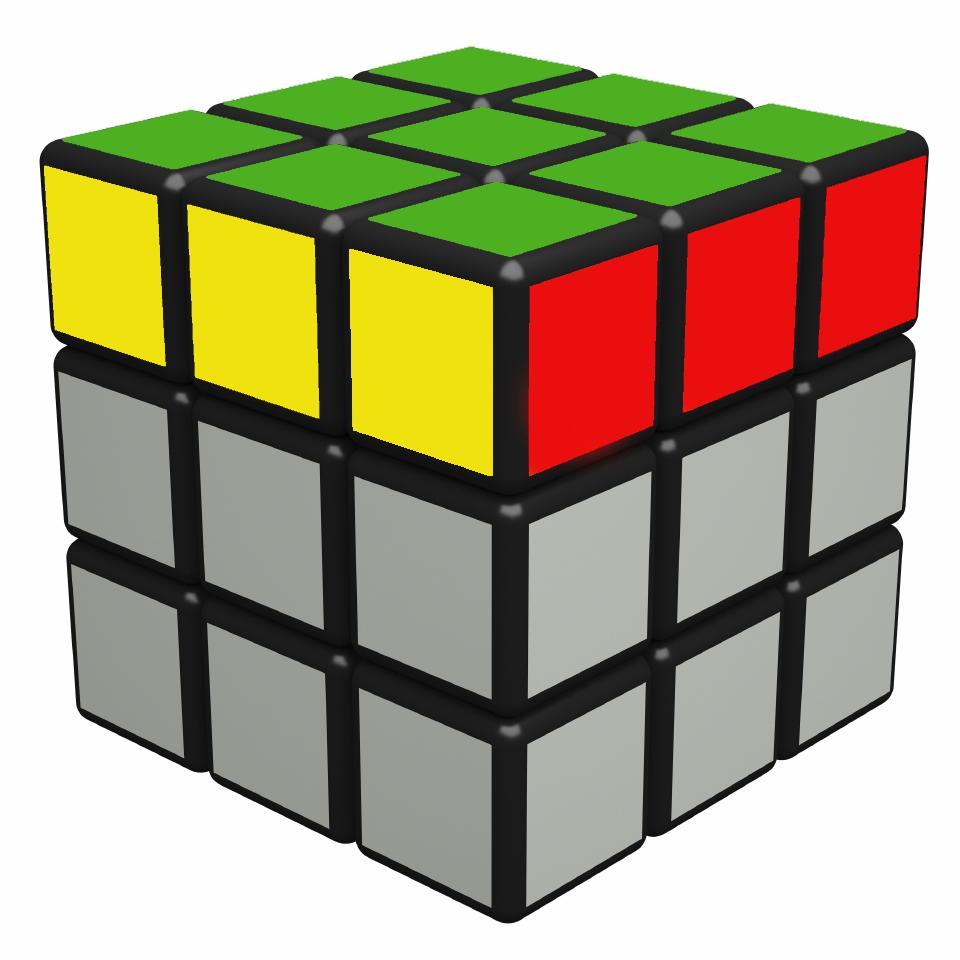 Rubik 3x3