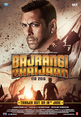 Poster Film Bajrangi Bhaijan