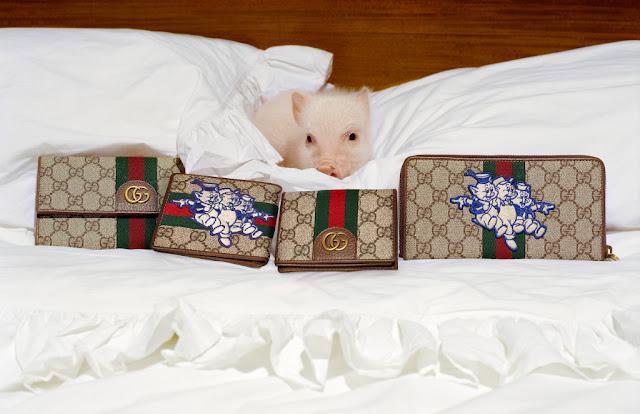 Conheça a Pig Collection da Gucci inspirada no ano novo chinês