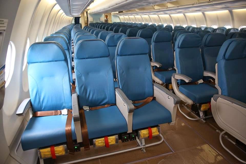 Economy Seats PHOTO Philippine Airlines 2