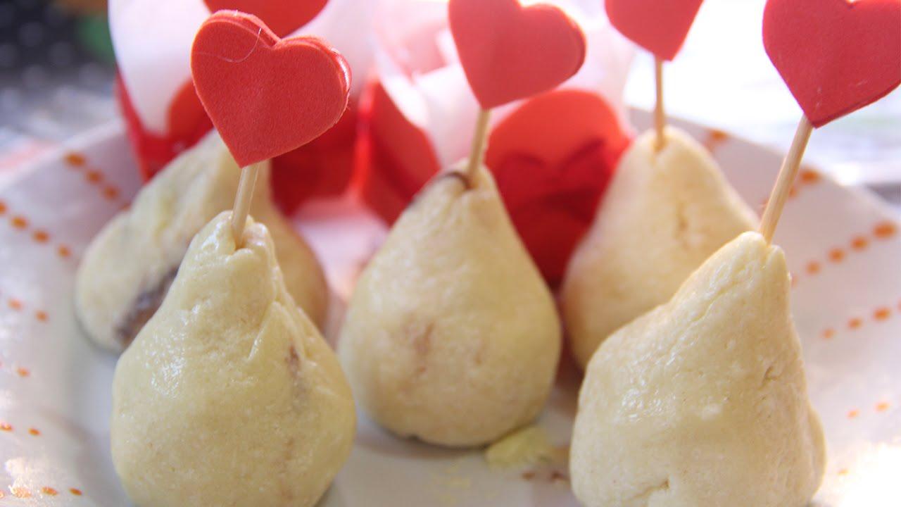 Extremamente Pastel de leite ninho com recheio de nutella - Amando Cozinhar  JI87