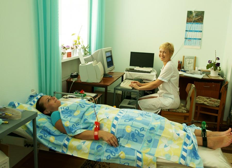 Лечение в санатории Горный в Крыму