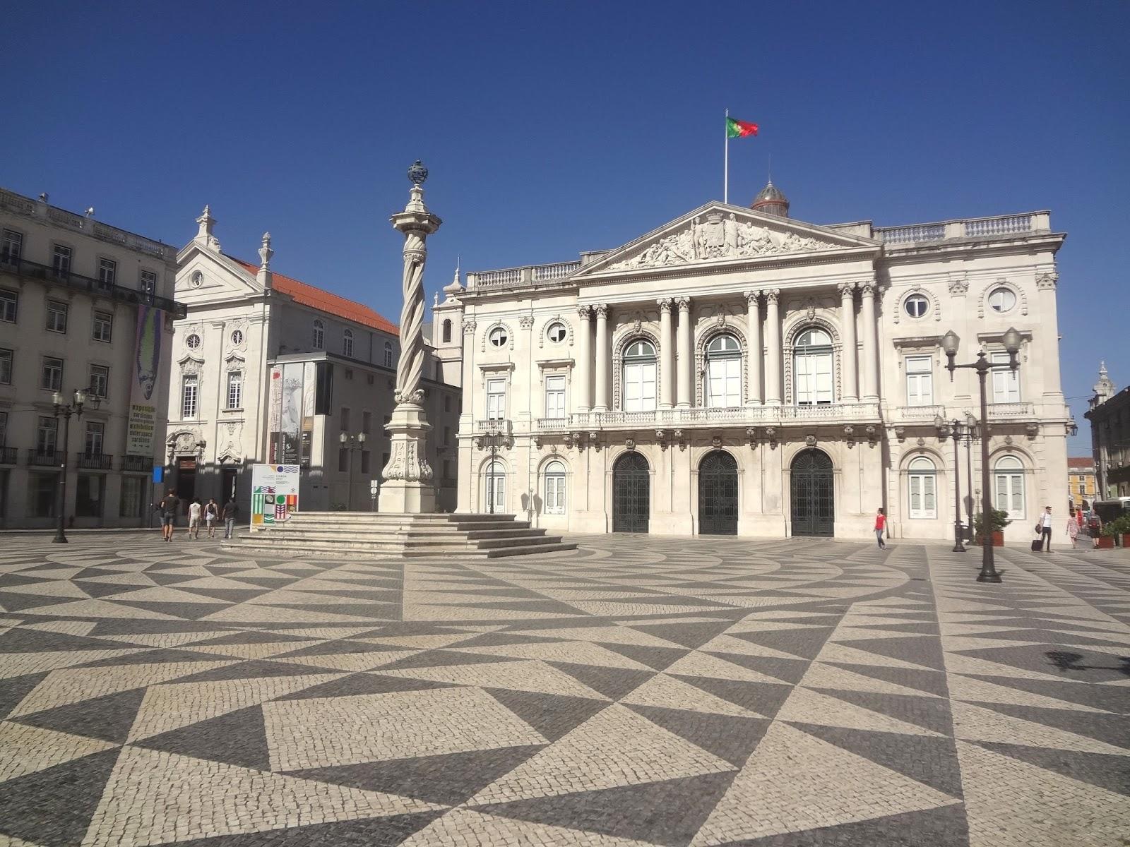 Andrea cdc lisbona tra architetture antiche e moderne for Palazzo in stile spagnolo