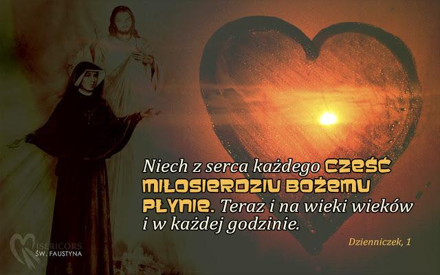 """""""Miłosierdzie Boże w duszy mojej"""" – Św. Faustyna Kowalska"""