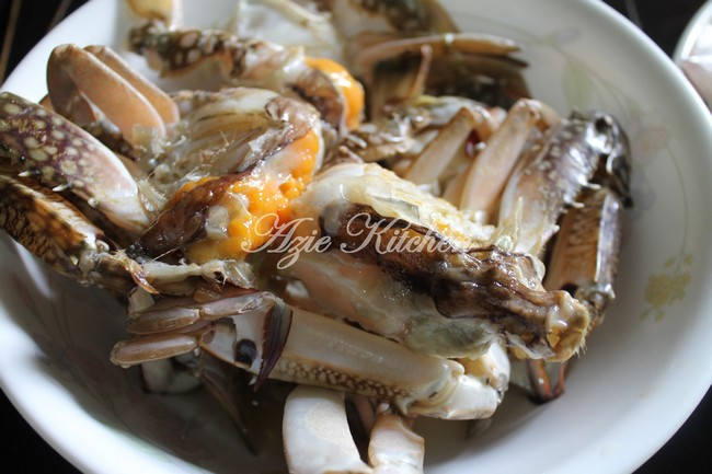 Azie Kitchen Ketam
