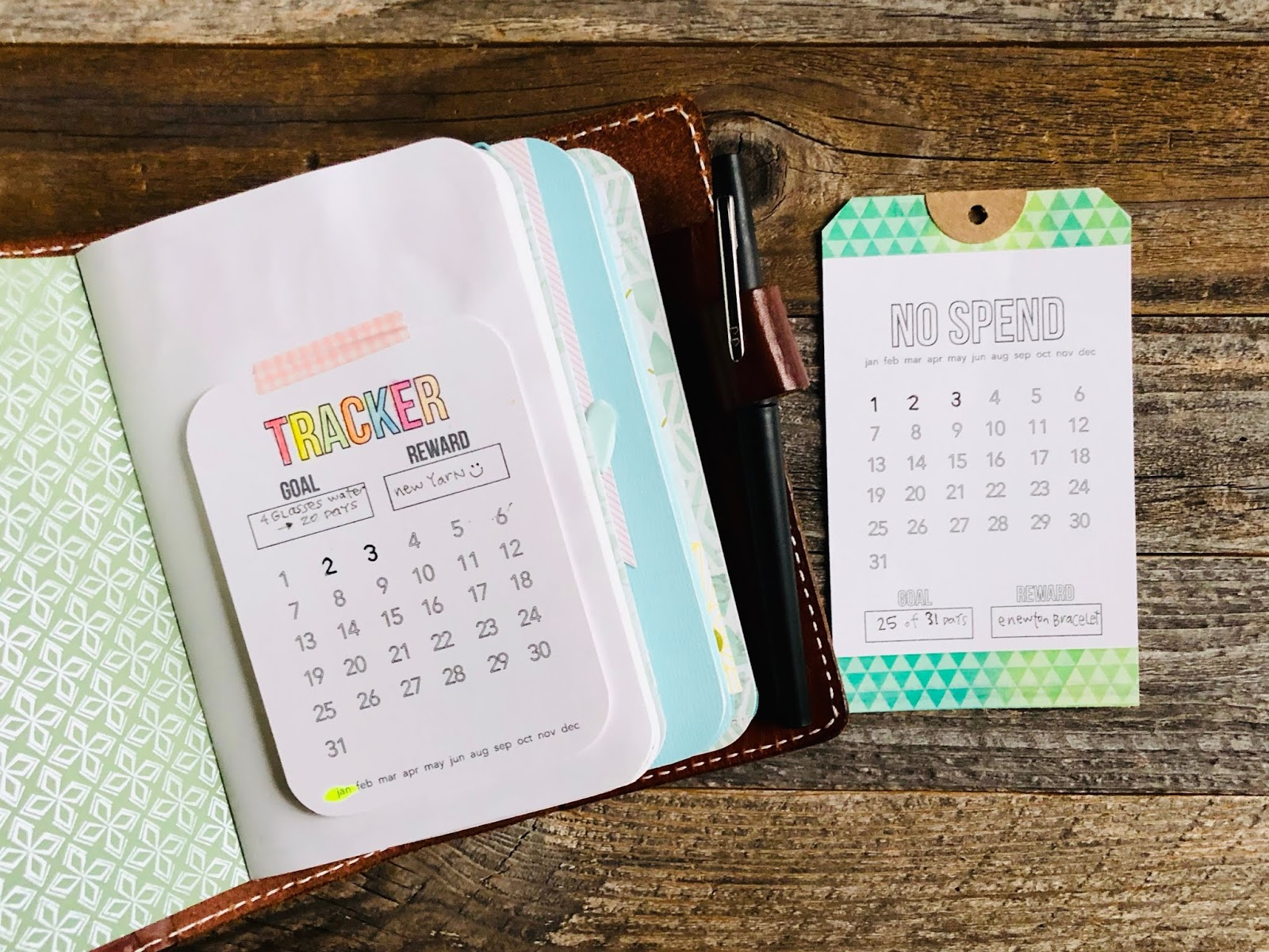 This Free Habit Tracker Printable Will Help You Reach Your Goals