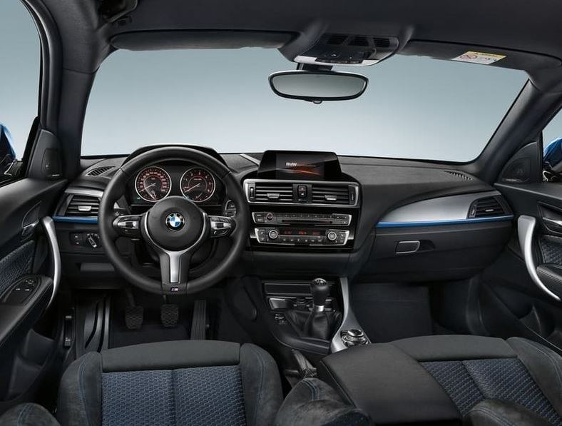 2016 BMW M140i Interior