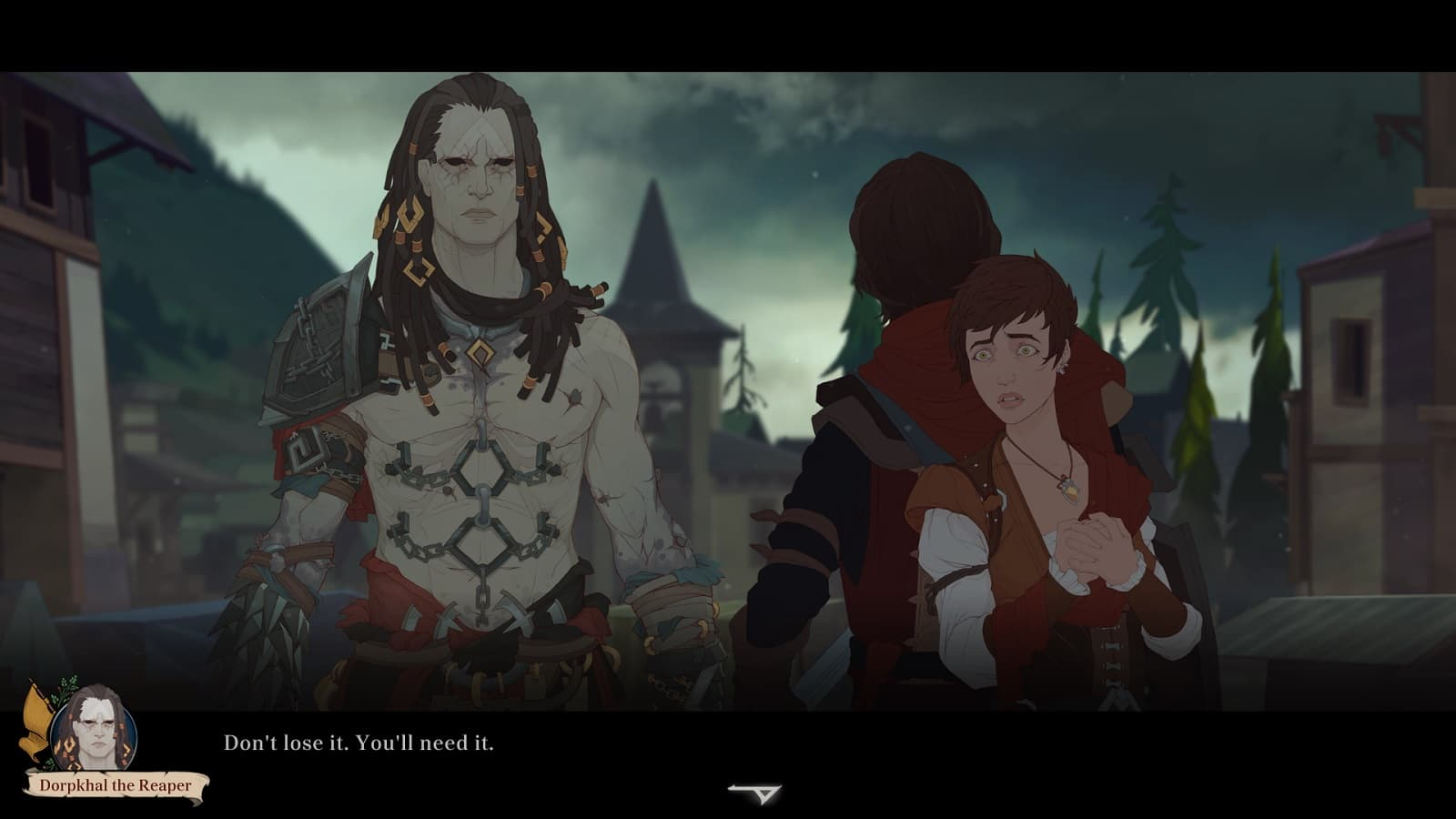 Ash of Gods Redemption, Ash of Gods, игра похожа на The Banner Saga, Фэнтези, Инди-игра, Рецензия, Обзор, Отзыв, Мнение, Fantasy, Indie Game, Review