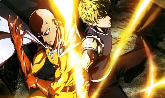 Anime Parody Terbaik - One Punch Man