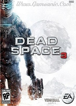 Dead Space 3 Game Cover
