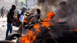 At about Six people or above have been killed and at least five others wounded during anti-corruption protests across Haiti.