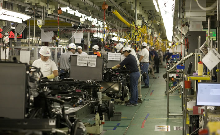 JICA ha colaborado desde el año 2012 en la especialización de ingenieros y técnicos para fortalecer a proveedores en la región del Bajío, particularmente. (Foto: Toyota)
